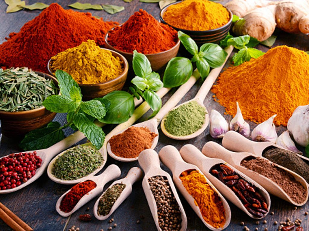 indian cuisine spices