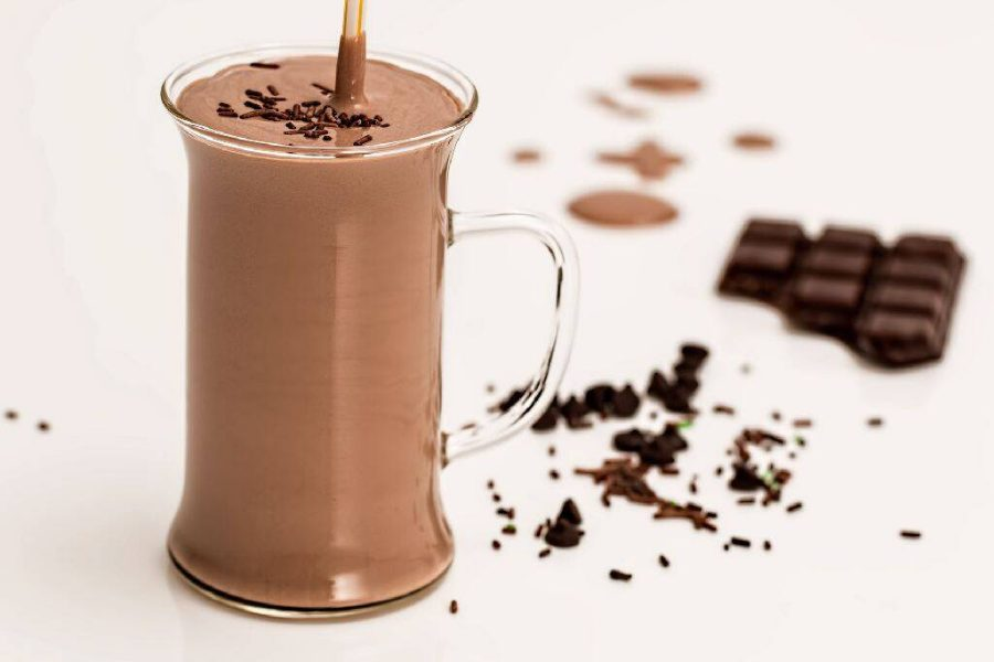 Tempting Chocolate Cold Coffee