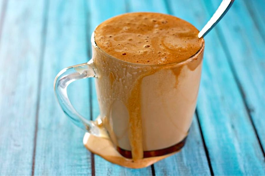 The Favorite Thick Creamy Coffee
