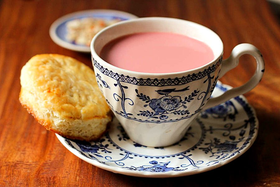 Noon Chai/ Pink Tea