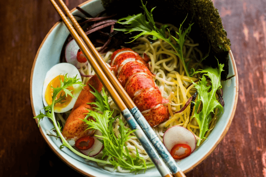 Lobster Ramyeon