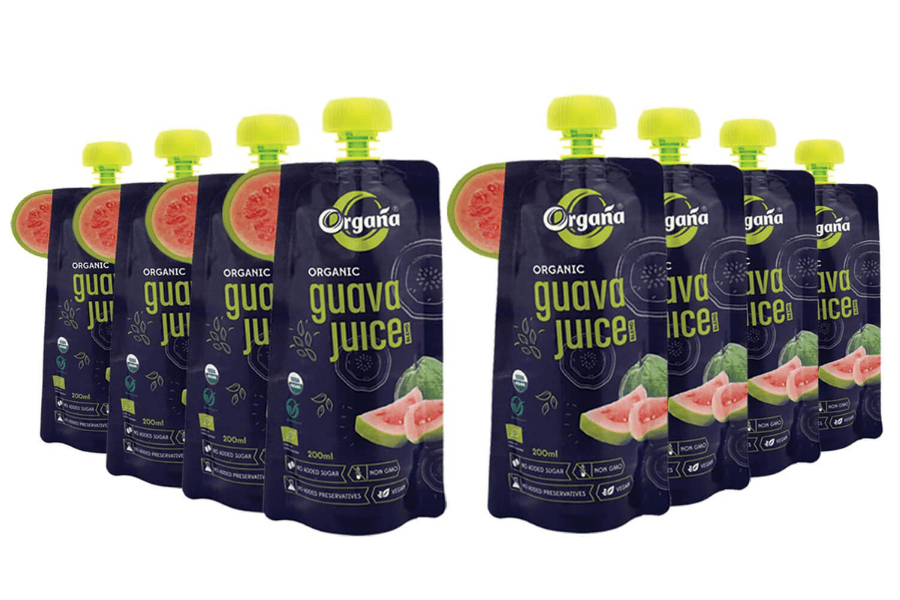 Fruits Or Squeezable Fruit Juices