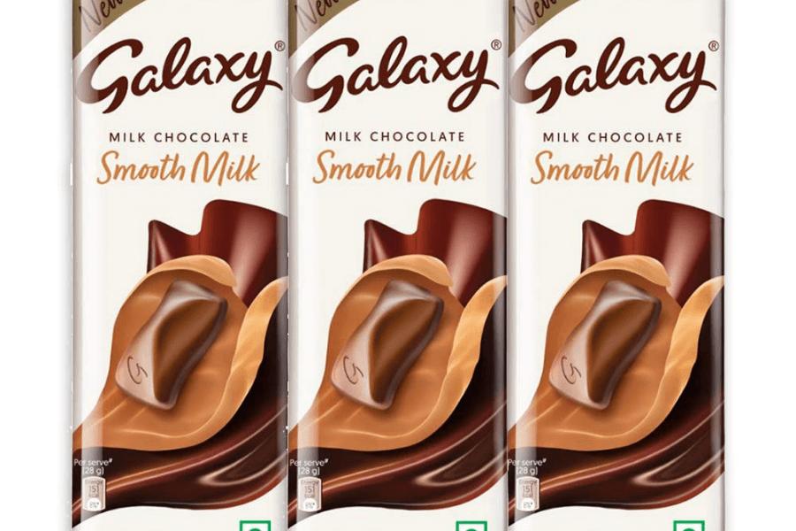 8. Galaxy Smooth Milk Bar