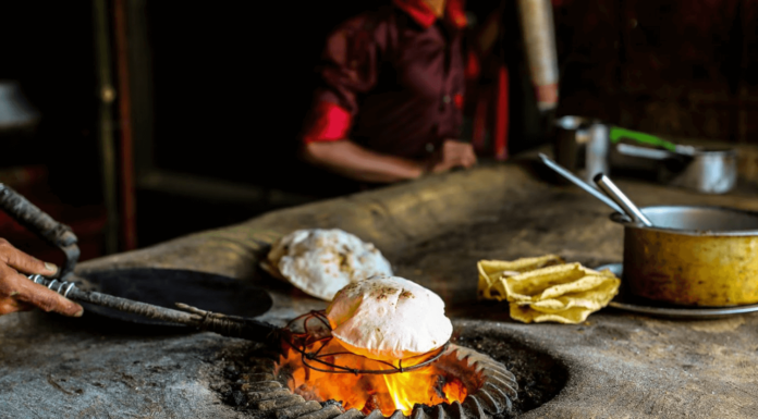 Food to try at a Dhaba